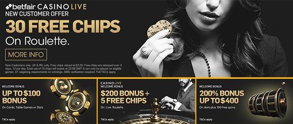 Betfair Kenya online casino