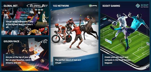 1xbet virtual sports