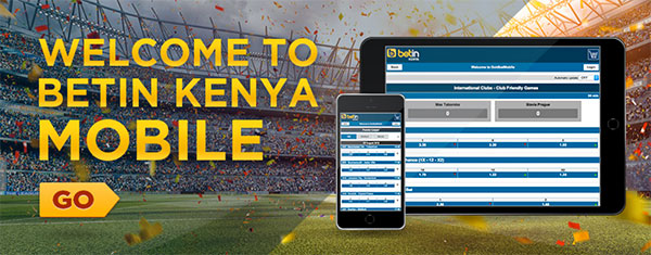 Betin Mobile App - Download and Install for Android
