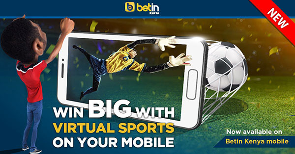 Betin mobile virtual sports