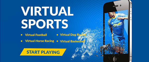 Betin virtual sports playing