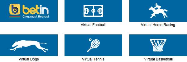 Betin virtual sports