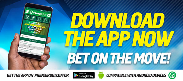 Premierbet mobile application